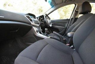 2013 Holden Cruze JH Series II MY13 Equipe Silver 5 Speed Manual Sedan