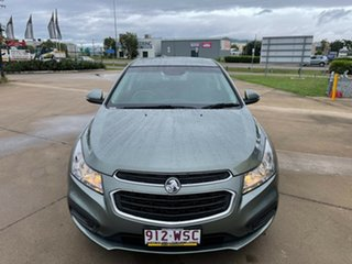 2016 Holden Cruze JH Series II MY16 Equipe Grey/301016 6 Speed Sports Automatic Hatchback
