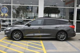 2019 Ford Focus SA 2019.25MY ST-Line Grey 8 Speed Automatic Wagon