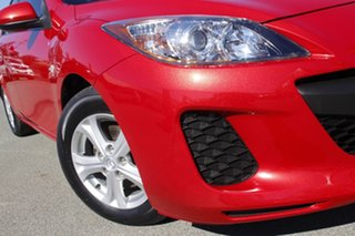 2012 Mazda 3 BL10F2 MY13 Neo Activematic Velocity Red 5 Speed Sports Automatic Hatchback.