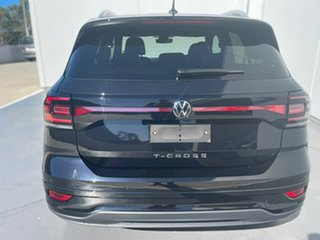 2020 Volkswagen T-Cross C1 MY21 85TSI DSG FWD Style 2t2t 7 Speed Sports Automatic Dual Clutch Wagon
