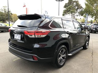 2019 Toyota Kluger GSU50R GX 2WD Eclipse Black 8 Speed Sports Automatic Wagon