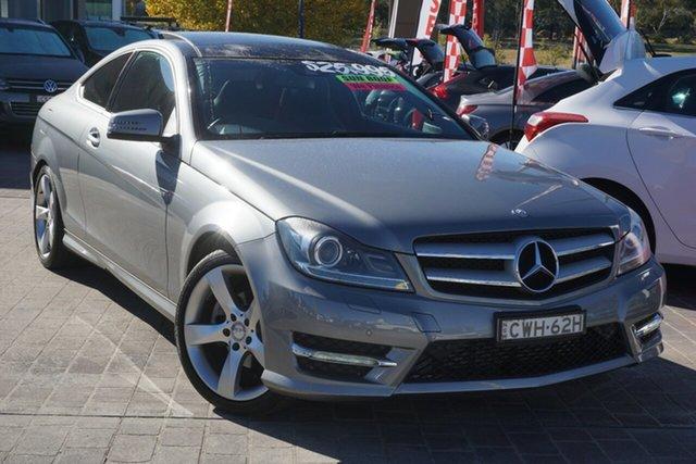 Used Mercedes-Benz C-Class W204 MY14 C250 7G-Tronic + Elegance Phillip, 2014 Mercedes-Benz C-Class W204 MY14 C250 7G-Tronic + Elegance Grey 7 Speed Sports Automatic Sedan