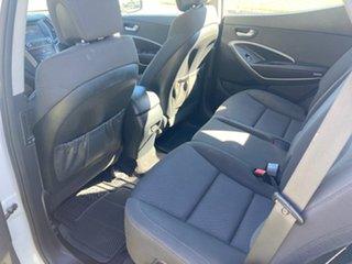 2017 Hyundai Santa Fe DM5 MY18 Active CRDi (4x4) White 6 Speed Automatic Wagon