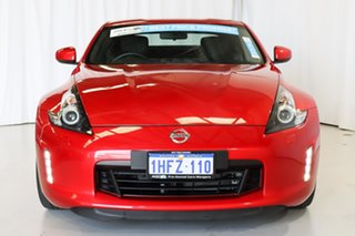 2019 Nissan 370Z Z34 MY19 Red 7 Speed Sports Automatic Coupe