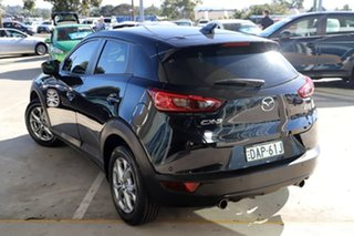 2015 Mazda CX-3 DK2W76 Maxx SKYACTIV-MT Black 6 Speed Manual Wagon.