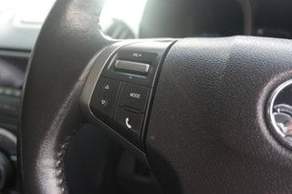 2013 Holden Colorado RG MY13 LTZ Crew Cab Grey 5 Speed Manual Utility