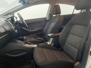 2015 Kia Cerato YD MY15 S Silver 6 Speed Automatic Sedan