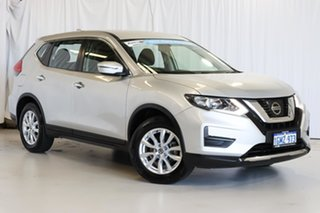 2018 Nissan X-Trail T32 Series II ST X-tronic 4WD Silver 7 Speed Constant Variable Wagon.
