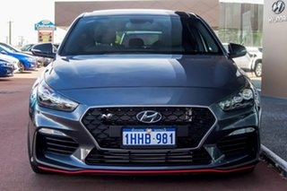 2020 Hyundai i30 PDe.3 MY20 N Fastback Performance Grey 6 Speed Manual Coupe