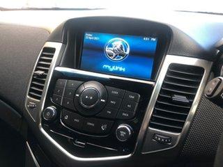 2014 Holden Cruze JH Series II MY14 SRi Heron White 6 Speed Manual Hatchback