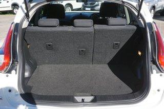 2016 Nissan Juke F15 Series 2 ST 2WD White 6 Speed Manual Hatchback