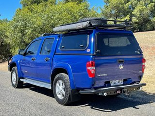 2010 Holden Colorado RC MY11 LX-R Crew Cab Blue 5 Speed Manual Utility