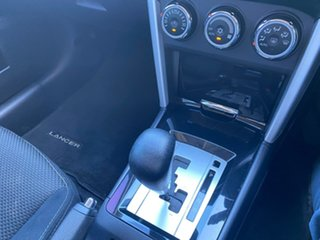 2015 Mitsubishi Lancer CF MY16 ES Sport Silver 6 Speed Constant Variable Sedan