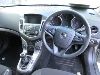 2015 Holden Cruze JH Series II Equipe Silver 5 Speed Manual Sedan