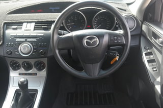 2010 Mazda 3 BL10F1 Neo Grey 6 Speed Manual Sedan