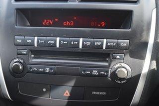 2011 Mitsubishi ASX XA MY11 Grey 6 Speed Constant Variable Wagon