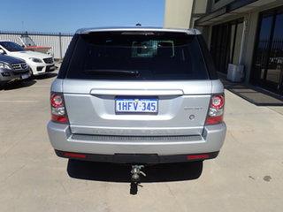 2011 Land Rover Range Rover Sport L320 11MY TDV6 Luxury Silver Birch 6 Speed Sports Automatic Wagon