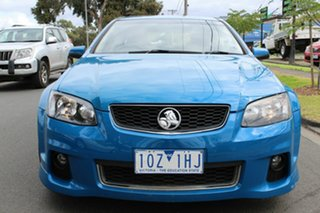 2012 Holden Commodore VE II MY12.5 SV6 Sportwagon Z Series Blue 6 Speed Sports Automatic Wagon.