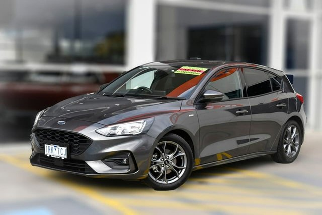 Used Ford Focus SA 2019.75MY ST-Line Berwick, 2019 Ford Focus SA 2019.75MY ST-Line Grey 8 Speed Automatic Hatchback