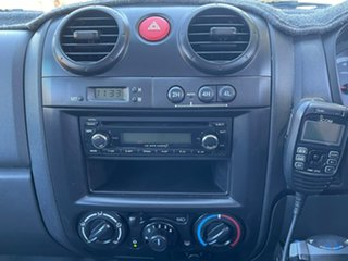 2010 Holden Colorado RC MY11 LX-R Crew Cab Blue 5 Speed Manual Utility