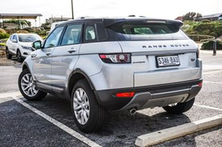 2014 Land Rover Range Rover Evoque L538 MY15 Pure Silver 9 Speed Sports Automatic Wagon.