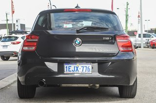 2013 BMW 118i F20 118i Black 8 Speed Sports Automatic Hatchback