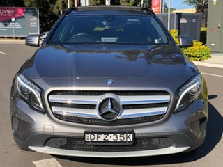 2016 Mercedes-Benz GLA-Class X156 806MY GLA180 DCT 7 Speed Sports Automatic Dual Clutch Wagon.