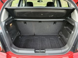 2015 Holden Barina TM CDX Red Automatic Hatchback