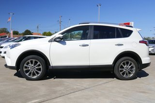 2017 Toyota RAV4 ASA44R Cruiser AWD Crystal Pearl 6 Speed Automatic Wagon