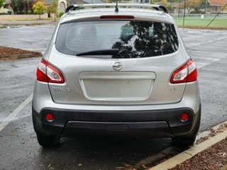 2011 Nissan Dualis J10 Series II MY2010 ST Hatch Silver 6 Speed Manual Hatchback