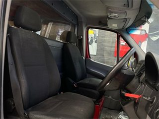 2014 Mercedes-Benz Sprinter NCV3 416CDI Red Sports Automatic Van