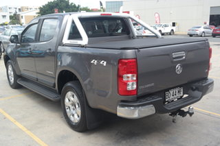 2013 Holden Colorado RG MY13 LTZ Crew Cab Grey 5 Speed Manual Utility