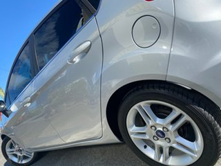 2012 Ford Fiesta WT Zetec PwrShift Highlight Silver 6 Speed Sports Automatic Dual Clutch Hatchback