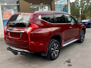 2017 Mitsubishi Pajero Sport QE MY17 GLX Red 8 Speed Sports Automatic Wagon