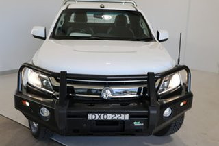 2018 Holden Colorado RG MY18 LS Space Cab White 6 Speed Manual Cab Chassis