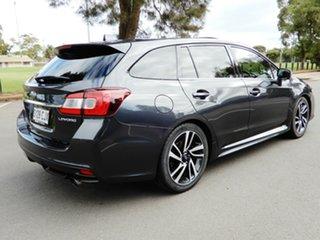 2016 Subaru Levorg V1 MY17 2.0 GT-S CVT AWD Dark Grey 8 Speed Constant Variable Wagon.