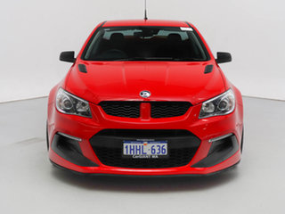 2016 Holden Special Vehicles Maloo Gen F2 R8 LSA Red 6 Speed Automatic Utility.