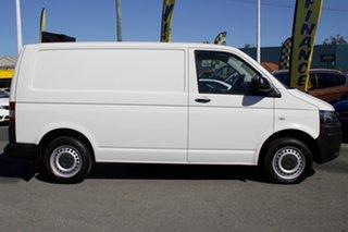 2014 Volkswagen Transporter T5 MY14 TDI250 SWB White 5 Speed Manual Van