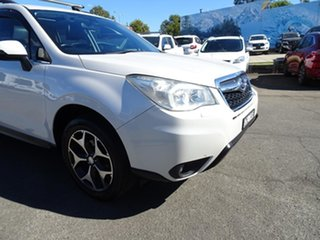 2013 Subaru Forester S4 MY13 2.5i-S Lineartronic AWD White 6 Speed Automatic Wagon
