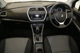 2014 Suzuki S-Cross JY GL White 7 Speed Constant Variable Hatchback