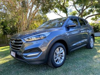 2015 Hyundai Tucson TLE Active 2WD Gray Pepper Z3g 6 Speed Sports Automatic Wagon.