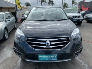 2012 Renault Koleos H45 Phase II Expression (4x2) Blue Continuous Variable Wagon