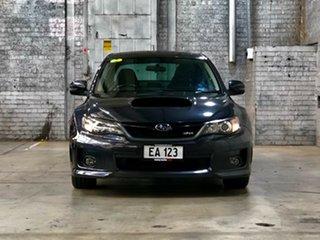 2012 Subaru Impreza G3 MY12 WRX AWD Grey 5 Speed Manual Sedan.