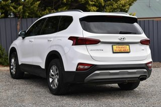2019 Hyundai Santa Fe TM MY19 Active White 6 Speed Sports Automatic Wagon
