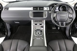 2015 Land Rover Range Rover Evoque LV MY16 TD4 150 Pure Black 9 Speed Automatic Wagon