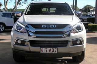 2020 Isuzu MU-X MY19 LS-U Rev-Tronic 4x2 White 6 Speed Sports Automatic Wagon