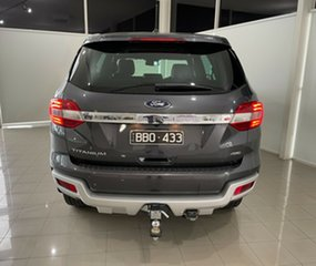 2018 Ford Everest UA II 2019.00MY Titanium Grey 10 Speed Sports Automatic SUV