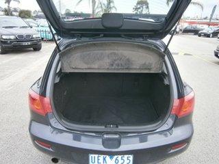 2006 Mazda 3 BK10F1 Maxx Grey 5 Speed Manual Hatchback