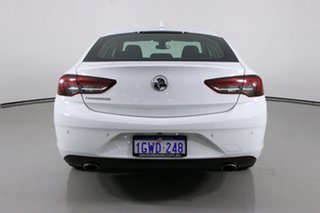 2019 Holden Commodore ZB MY19.5 LT White 9 Speed Automatic Liftback